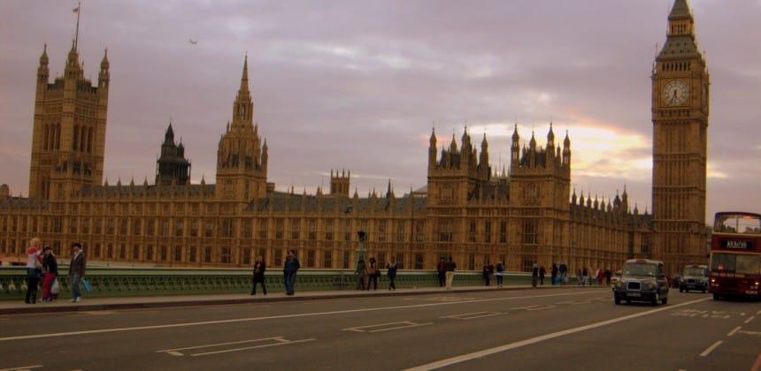 Big Ben og Elizabeth Tower