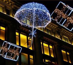 Juleindkøb i London