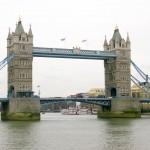 Tower Bridge, et af Londons vartegn